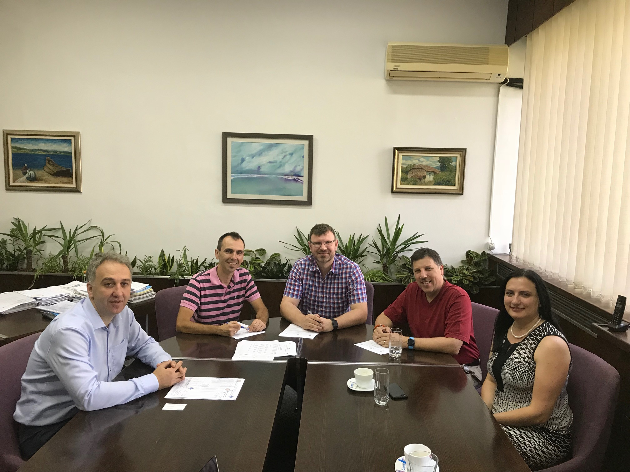 Cooperation agreement signed between INFORM and INNOFEIT