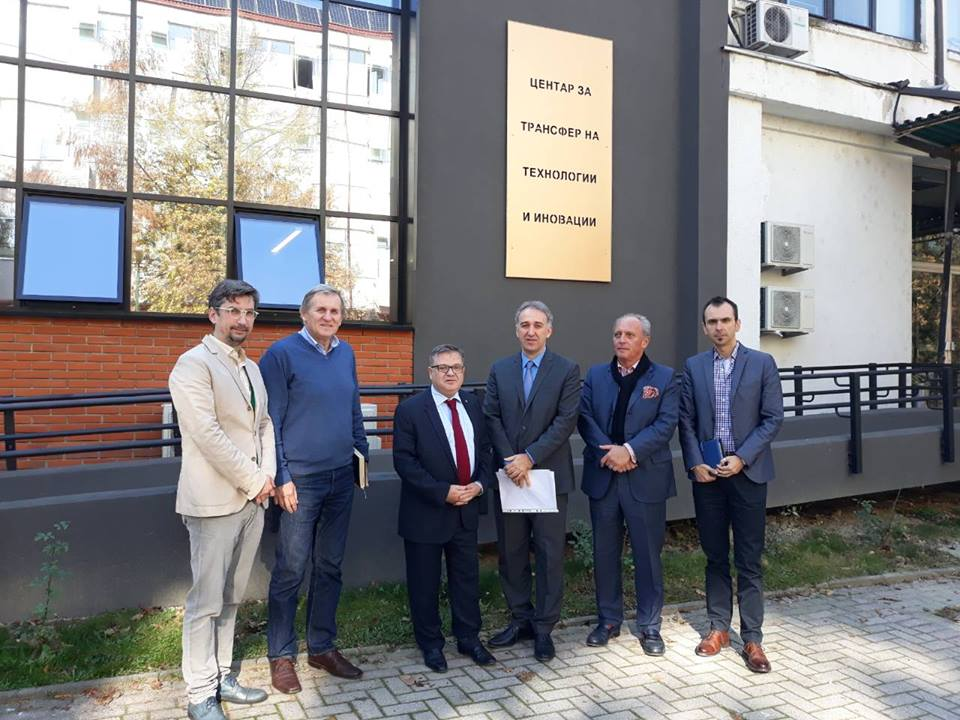 Cooperation between the innovators from Macedonia and France